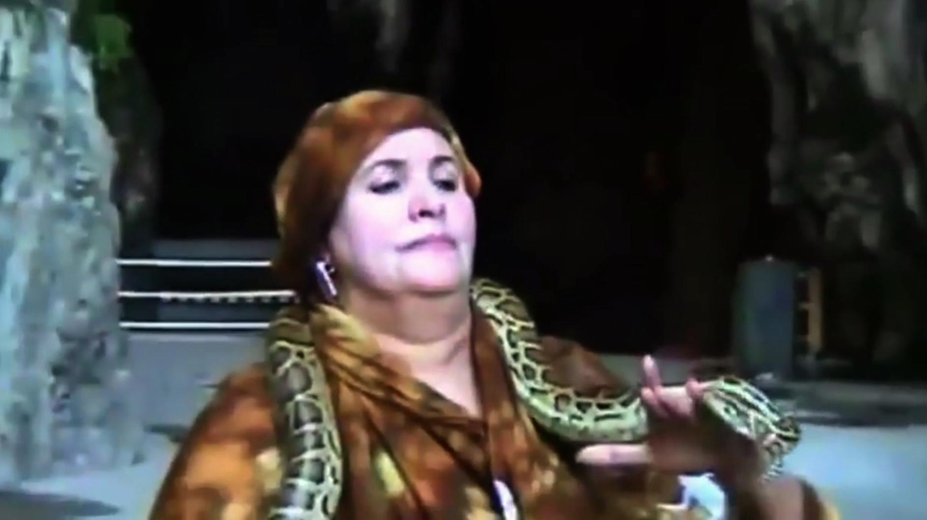 Safia khadafi